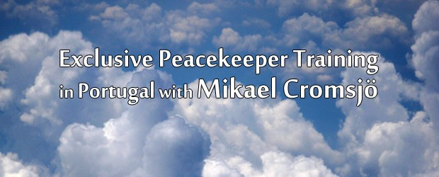 This is an exclusive offer to get personal peacekeeper training with Mikael Cromsjö. The training is intended for people who have their heart set on serving humanity and who want […]
